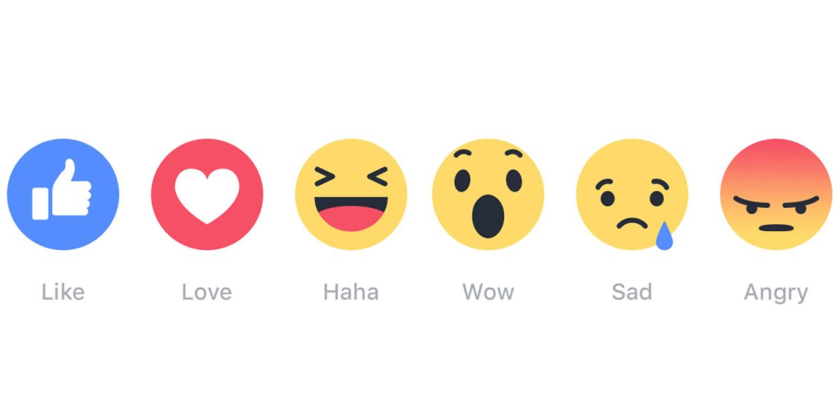 Facebook Emoji Responses are Live