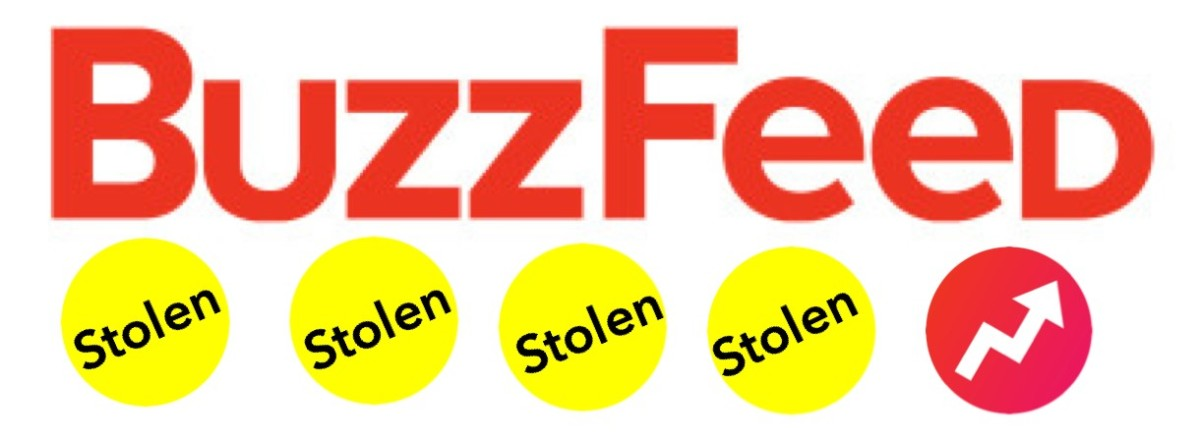 Suddenly: BuzzFeed Has A 'Dark Side' and 'Copyright Infringement' Problem?!?